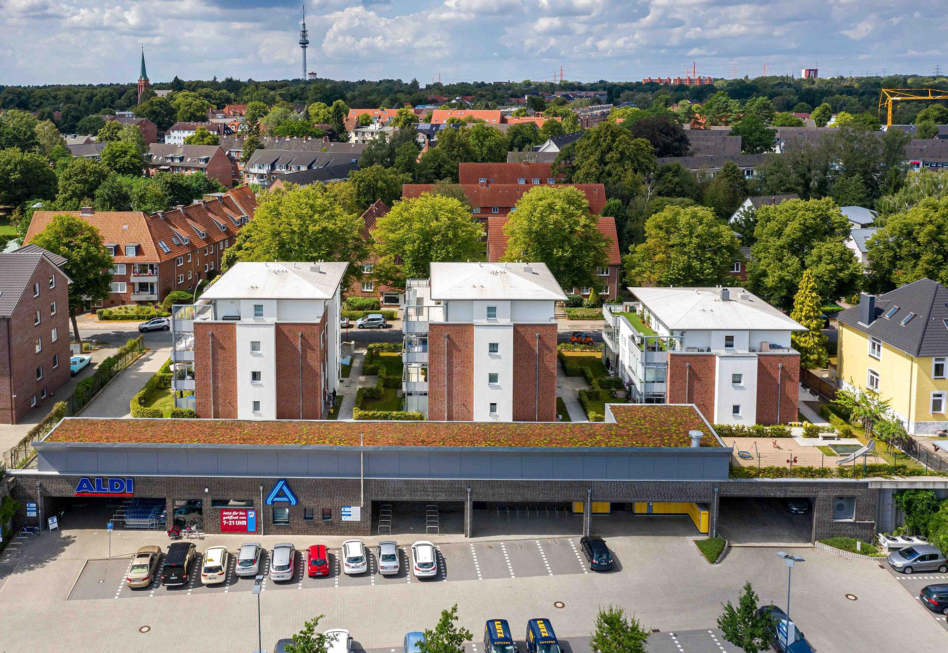 Gewerbebau - Schütt Grundstücksentwicklung